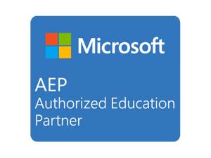 Logo Microsoft AEP